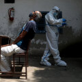 India lõi ülemaailmse rekordi: ööpäevaga kasvas koroonaviirusse haigestunute arv 78 000 võrra