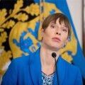 Керсти Кальюлайд объяснила изданию Foreign Policy, за что ненавидит EKRE
