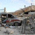 Четыре госпиталя за 12 часов. The New York Times опубликовала расследование о налетах российской авиации на больницы в Сирии