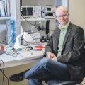 TTÜ infotehnoloogia teaduskonna dekaan Gert Jervan peab oma kooli edu pandiks asukohta Tallinnas ning mitmekesist haridust.