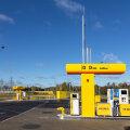 Olerex выходит на рынок топлива CNG. Первая заправка откроется в декабре