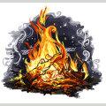 Sobimatu lõkkematerjal paiskab põlemisel õhku hulgaliselt ohtlikke aineid, mis rikuvad nii inimeste tervist kui ka keskkonda