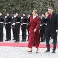 President Kaljulaid ja Vējonis