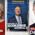 Rumeenia presidendivalimistel jõudsid teise vooru senine riigipea Iohannis ja endine peaminister Dăncilă