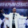 Filipp Kirkorov Krimmi Venemaaga ühendamise 7. aastapäeva tähistaval kontserdil