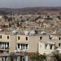 Eritrea pealinna pommitati Etioopiast