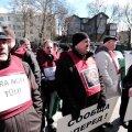 VIDEO: Eesti Energia loobus tänu piketile lisatasude kaotamisest: tõstame palka 3% ja vähendame lisapuhkust seitsme päeva võrra