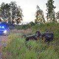 Viljandimaal oli raske liiklusõnnetus