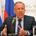 Lavrov lubas Euroopa kultuuriesindused Venemaale alles jätta
