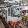Esimene Tšehhis renoveeritud tramm