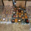ФОТО: В Латвии нашли более 2 тонн кокаина на сумму около 1 млрд евро: следы ведут в Эквадор