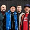 Brainstorm (vasakult Jānis Jubalts, Renārs Kaupers, Māris Mihelsons, Kaspars Roga)