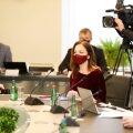 VIDEO | Liina Kersna kandis esimesel tööpäeval ministrina tähtsa sõnumiga kleiti