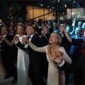 BLOGI JA FOTOD | Eesti 100. juubeli suurejooneline tähistamine ERM-is sai punkti tantsu ja ühislaulmisega