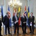 Rootsi euroskeptik näeks Eestit Põhjamaade liitriigis