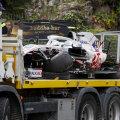 Mick Schumacheri katkine auto.
