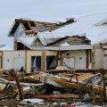 Orkaan Doriani ohvrite arv Bahamal tõusis 20-ni, torm tugevnes taas kolmanda kategooriani