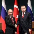 Ракетно-энергетический союз: о чем договорились Путин и Эрдоган