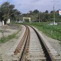 Kahestumine Sahhalini moodi - jaapani rööpmelaius ja vene rööpmelaius eksisteerivad ühisel raudteel.