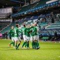 FC Flora vs KR Reykjavik