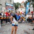 Kersti Kaljulaid läbis sügisel poolmaratoni 1.50.44-ga. Seda aega annab ka meestel joosta.