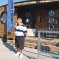 Mullu valitsuselt purjespordi arendamise eest elutöö preemia pälvinud Rein Ottosoni soov on täitunud – Leppneemes on nüüd purjespordikool, mis asub selleks projekteeritud, ainulaadses hoones.