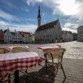 Inimtühi Tallinna vanalinn