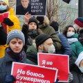 Navalnõi toetusprotest Moskvas 23.01.