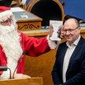Riigikogu jõuluvana 2017