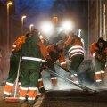 DELFI VIDEO ja FOTOD: Vastremonditud Soo tänav tuli uuesti üles kaevata
