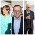 ОБЗОР   Самые громкие скандалы, в которые попадали президенты Эстонии