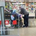 Eakate või puudega inimeste jaoks võib isegi 2-3 lisakilomeetrit lähima apteegini olla ületamatu takistus.