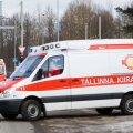 Исследование: таллиннцы в основном довольны службой скорой помощи