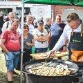 IDEE NÄDALAVAHETUSEKS   Kõik head kala armastavad inimesed kogunevad laupäeval Kasepääle