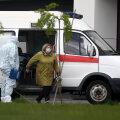 Venemaal jõudis koroonaviirusega nakatunute arv peaaegu 300 000-ni
