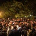 Протесты в Абхазии в 2014 году
