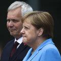 VIDEO | Merkel hakkas Soome peaministrit vastu võttes taas värisema