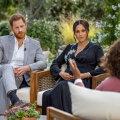 Harry printsist onu paljastas, mida nad tegelikult kurikuulsast intervjuust arvavad: kes on Oprah?