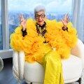 H&M выпустит коллаборацию со 100-летней иконой моды Айрис Апфель. Она выйдет в начале 2022 года