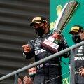 Lewis Hamilton võitis taas.