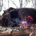 FOTOD: Vanuatu president: riik peab pärast ränka tormi kõike uuesti alustama