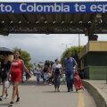 Venezuela ja Colombia piir