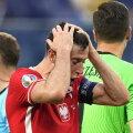 Польша Левандовского вылетела с Евро-2020. От плей-офф их отделял один гол