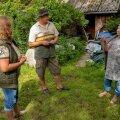 Ekstreemsetes tingimustes elav perekond: elektri asemel küünlavalgus, palgatöö asemel talumajandus