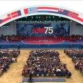 VIDEO | Inglismaal Portsmouthis tähistati Normandia dessandi alguse 75. aastapäeva