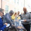Vabaerakond korraldas peibutuspartide-vastase aktsiooni ja grillis parti