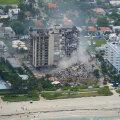 ФОТО и ВИДЕО   В Майами обрушилось 12-этажное здание. 4 человека погибли, 159 не найдены