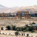 ISIL lasi õhku 1. sajandist pärit templi Palmyras