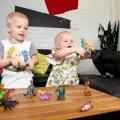 """""""Miks mu laps ei mängi omaette?"""" Emade 14 praktilist soovitust, kuidas laps iseseisvalt mängima saada"""