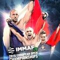 Euroopa meistrivõistlused vabavõitluses toimuvad novembrikuus Prahas.
